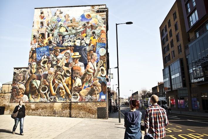 Infinite London London Visual Arts LoVArts