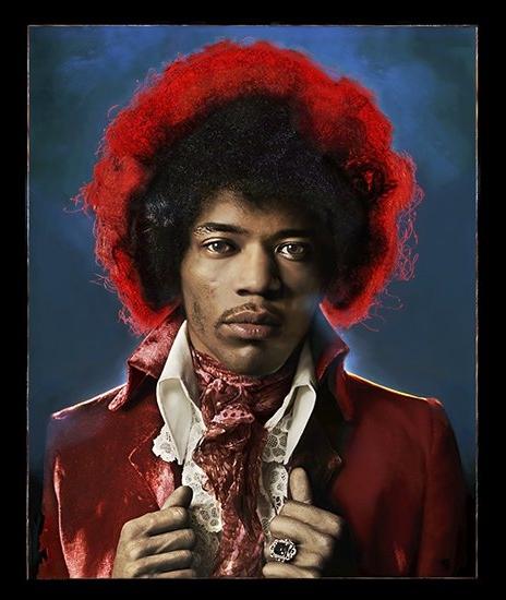Jimi Hendrix LoVArts