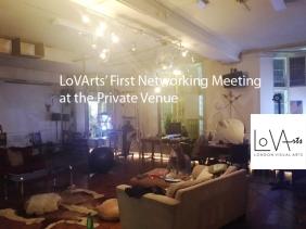 LoVARTS MEETING