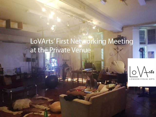 LoVARTS MEETING